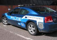 Police Car Applications (High Performance Brake Rotor)