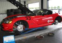 Race Car Applications (HIgh Performance Brake Rotor)